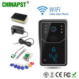 Android + Ios APP Wireless Wireless Video Doorbell (PST-WiFi001ID)