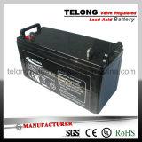 bateria acidificada ao chumbo do gel profundo do ciclo 12V120ah para o sistema de energia solar