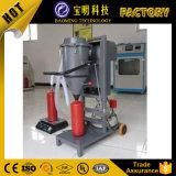 Macchina di rifornimento della polvere dell'estintore, macchina di rifornimento asciutta della polvere