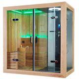 2016 Premium Finlande Sauna Salle de douche à vapeur importée