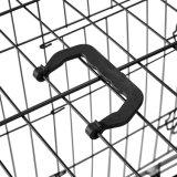 Cage se pliante d'animal familier d'établissements de crabot de cage de crabot de qualité