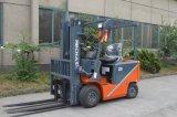 De Vierwielige Elektrische Batterij In werking gestelde Vorkheftruck van uitstekende kwaliteit Cpd15 van 2 Ton