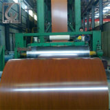 Пленка ПВХ RAL9016 Prepainted цвет катушки PPGI оцинкованной стали с покрытием