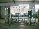4 Tonnen zweistufiges umgekehrte Osmose-Wasserbehandlung-Gerät