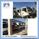 Le camion initial de Sinotruk partie la cabine de HOWO Hw76, double dormeur