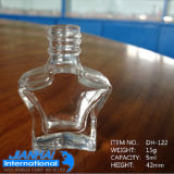 Heiße verkaufenstern-Form-Glasnagellack-Flasche