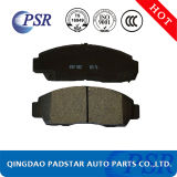 Zapatas de freno semimetálicas del coche para D465