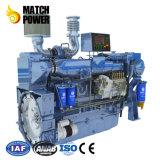 Weichai Deutz 200CV/WD10/Wd615 Marine Motor Diesel com 6 cilindros