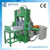 Máquina de estaca de pedra hidráulica para a pedra cúbica e de Bazalt