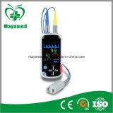Ossimetro tenuto in mano di impulso My-C014 con la radio Funciton di Bluetooth