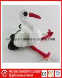 Het aangepaste Gevulde Stuk speelgoed van de Kraan/van de Ooievaar voor het Product van de Bevordering van de Baby