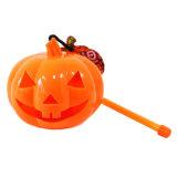 小さいプラスチックHalloweenのカボチャおもちゃ(10263293)