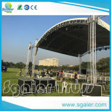 Outdoor Events를 위한 Warehouse/Tent Truss를 위한 알루미늄 Box Bolt Truss