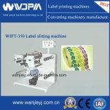 Découpeuse à grande vitesse d'étiquette de Web-Guide (WJFT-350C)