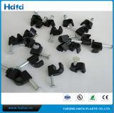 Alta demanda Productos Alambre Eléctrico Clavos de plástico Clavos de pared redondos de cable