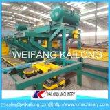 Linha de produção automática da alta qualidade para a esfera da carcaça