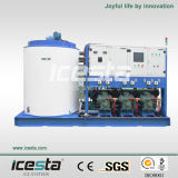 15ton/h Water-Cooled Industrial flake ice maker