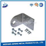 カスタマイズされた高精度のアルミニウムシート・メタルの製造の部品