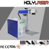 Snelle CNC van het Metaal van de Snelheid Laser die Machine, de Laser van de Vezel merken