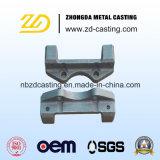 OEM suave/peça de Foring aço de carbono para a maquinaria de construção