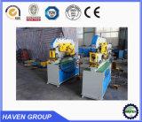 Máquina de perfuração do trabalhador hidráulico do ferro e de corte combinada hidráulica