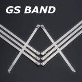 De Band van de Kabel van het roestvrij staal met Ce