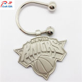 記念品のための高品質のバスケットボールの形のキーホルダー
