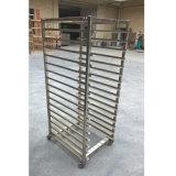 Hongling heiße Laufkatze-Dieseldrehbacken-Ofen der Verkaufs-64-Tray/2
