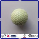 Tamanho oficial e bola de golfe para promoção
