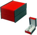 Новая красная коробка подарка вахты Higned