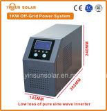 sistema de energia solar da fora-Grade 1000W com aprovaçã0 do ISO e do Ce
