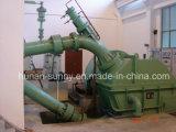 水力電気のTurgoのタービン・ジェネレーターXje237 450~8000kw/ハイドロ(水)タービン