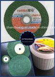 16 дюймов режущий диск 4 дюймов к усиленный твердой смолой истирательный для по-разному металла и нержавеющей стали