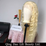 Lili Beauty Fashion tendance Beautiful coloré Ombre perruque de cheveux humains Lace Front Wig fabricant