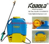 20L autoguident le pulvérisateur de sac à dos de batterie du nettoyage de guichet 2ah12V