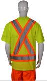 Het Overhemd van mensen met Weerspiegelende Kranen
