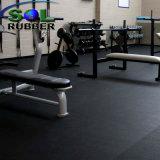 Pavimentazione di gomma ripresa di ginnastica di alta qualità