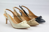 Classic Mujer Zapatos de Tacón Sandalia con ilumina la parte superior