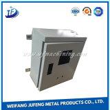 Peças inoxidáveis de aço da precisão/de alumínio da folha de metal com carimbo do processo