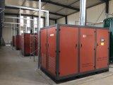 Compresores de aire industriales del tornillo de la presión inferior de 0.4MPa 37kw para médico o farmacéutico