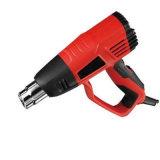 Pistola di calore calda elettrica del fucile ad aria compressa della regolazione di temperatura di Hg16-2e 1600W due