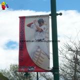 Bandera de la muestra de la bandera de la decoración Outdoor Custom Hanging PVC Vinyl Company