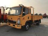 HOWO 경트럭 4X2 102PS 4t 14FT 화물 트럭