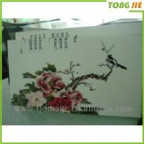Compras en línea caliente pared Diecut duradera impresión adhesivos