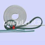 Correa de distribución de poliuretano PU/