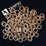 Кольцо Soild различного размера латунное круглое для мешков