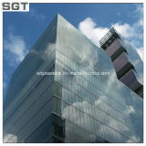 Glass Faible-e Clear Float Glass Tinted Glass pour Building