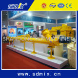 Convoyeur de vis chaud de vente pour des silos de colle Diametre 219mm