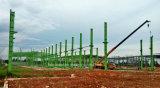 Construção de aço para o edifício de aço do armazém com Purlin de Galvnaized