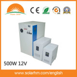 (TNY-50012-10-200) Onduleur solaire 12V500W avec 10A Solar Controller